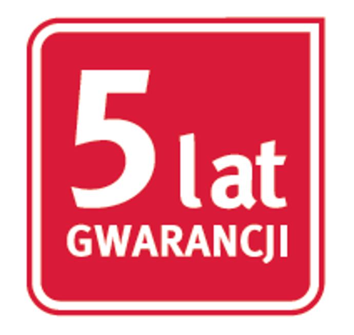 5 lat gwarancji w marce Saunier Duval